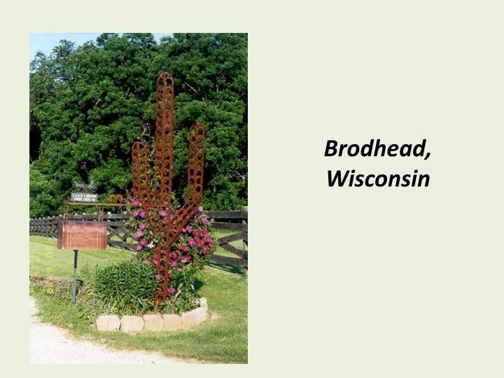 Brodhead,