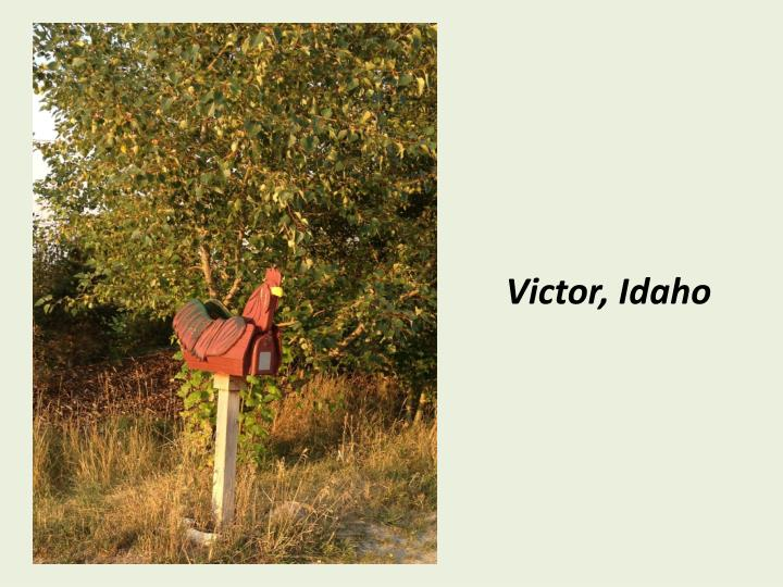 Victor, Idaho