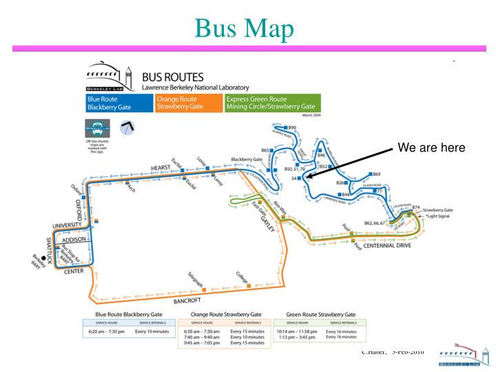 Bus Map