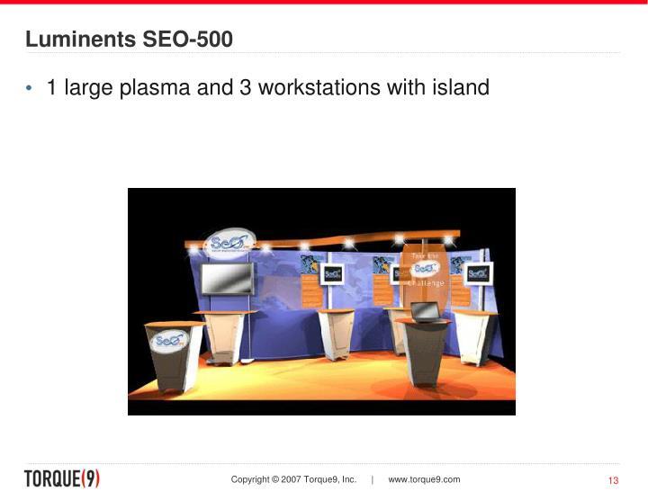 Luminents SEO-500
