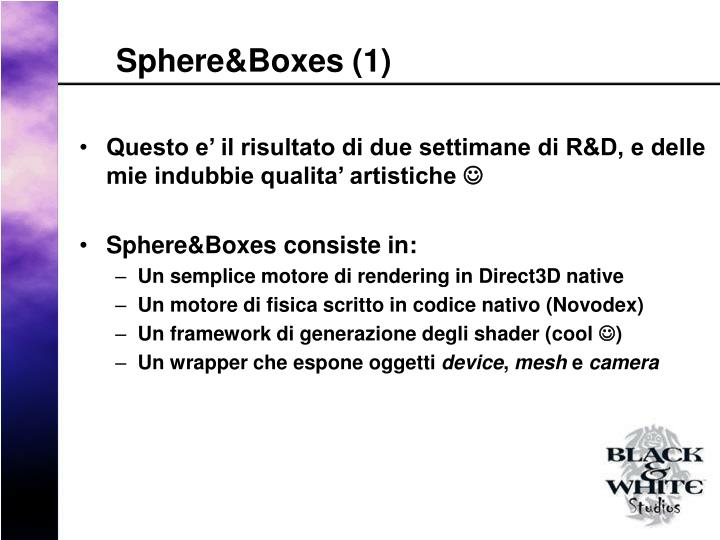 Sphere&Boxes (1)