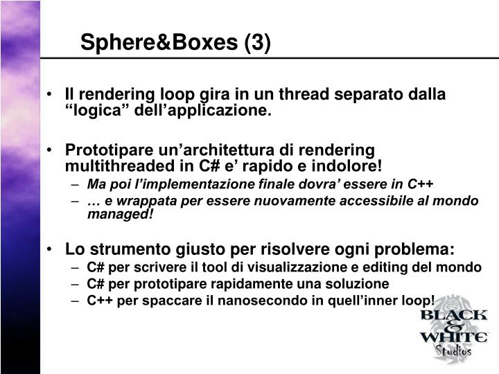 Sphere&Boxes (3)