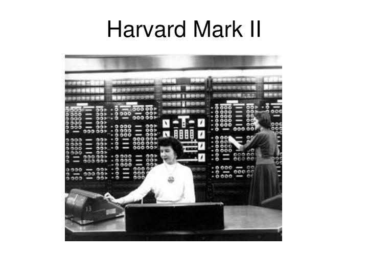 Harvard Mark II