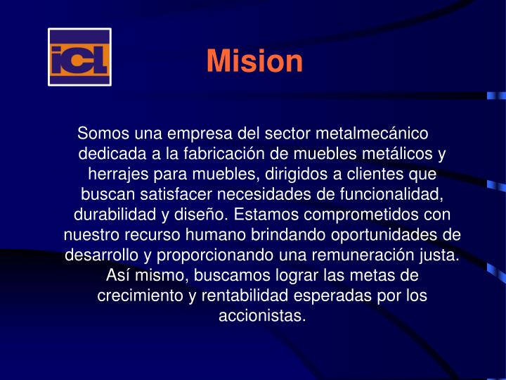 Mision