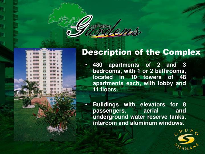 Description of the Complex