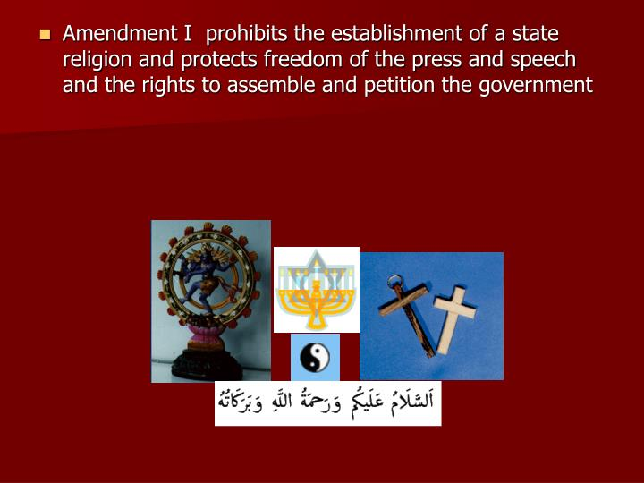 an overview of the topic of the freedom of religion and the freedom of press and speech When the us constitution was written, some states thought the document failed to include a strong declaration of basic human rights as a result, the bill of rights, which are the first 10 amendments, were added the bill of rights was written by james madison, and the first amendment entitles all us citizens to freedom of speech, freedom.