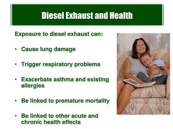 Diesel Exhaust and Health