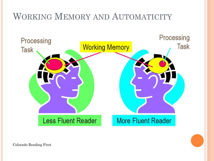 Working Memory and Automaticity