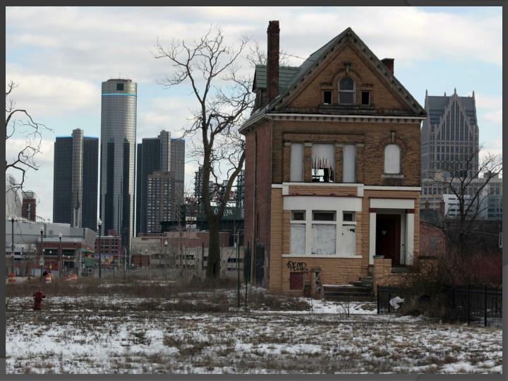 Detroit – a