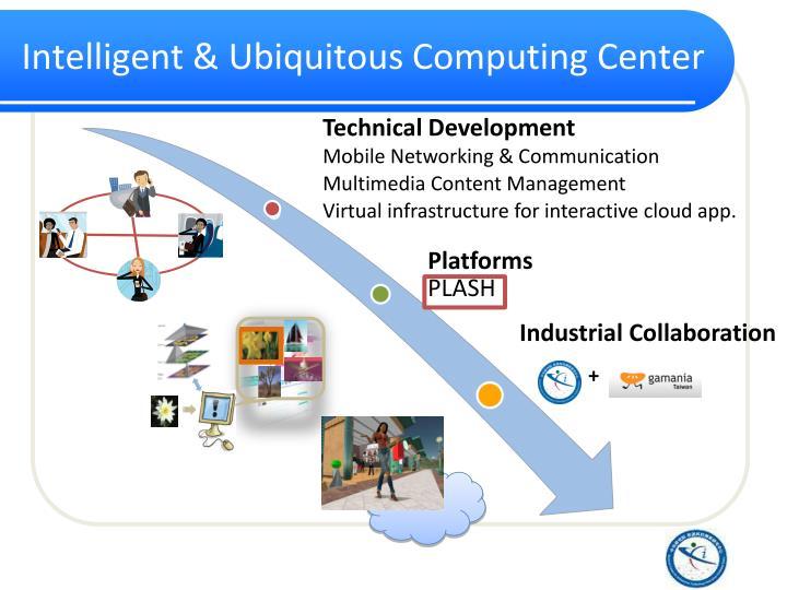 Intelligent & Ubiquitous Computing Center