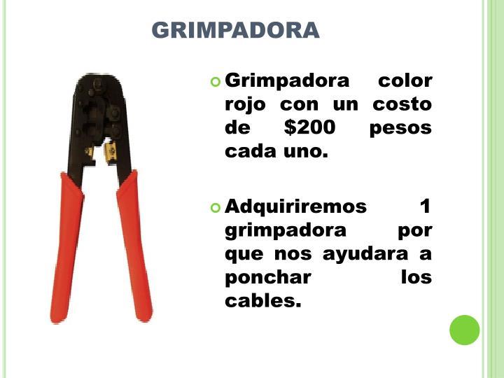 GRIMPADORA