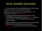 dx de lesiones asociadas2