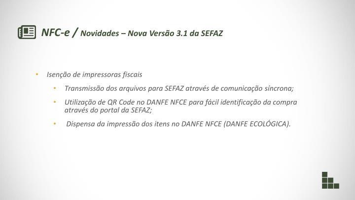 NFC-e /
