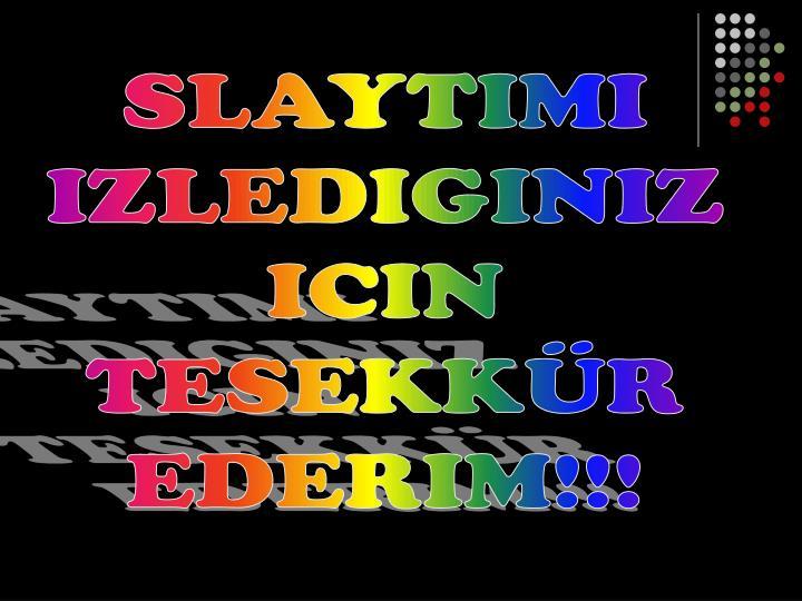SLAYTIMI