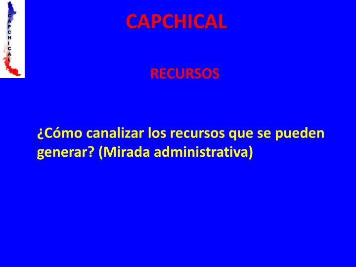 CAPCHICAL