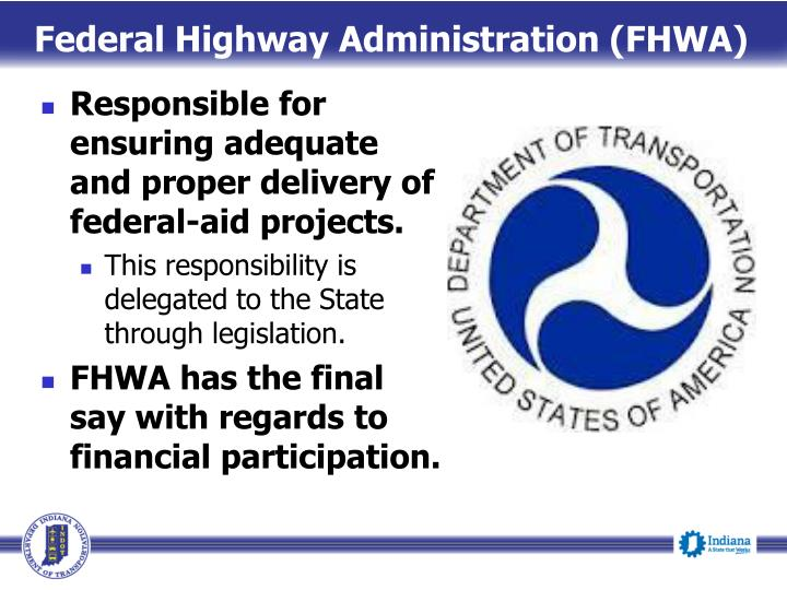 Federal Highway Administration (FHWA)