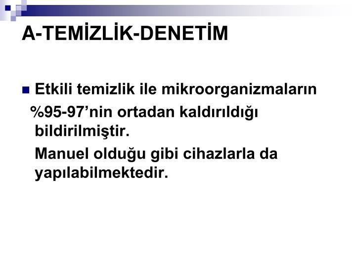 A-TEMZLK-DENETM