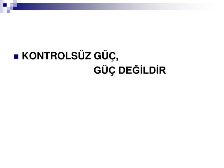 KONTROLSZ G,