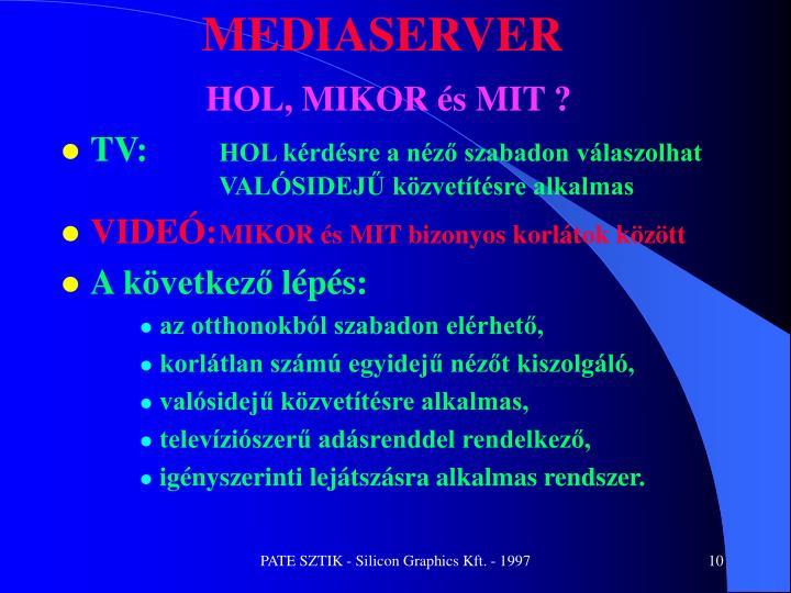MEDIASERVER