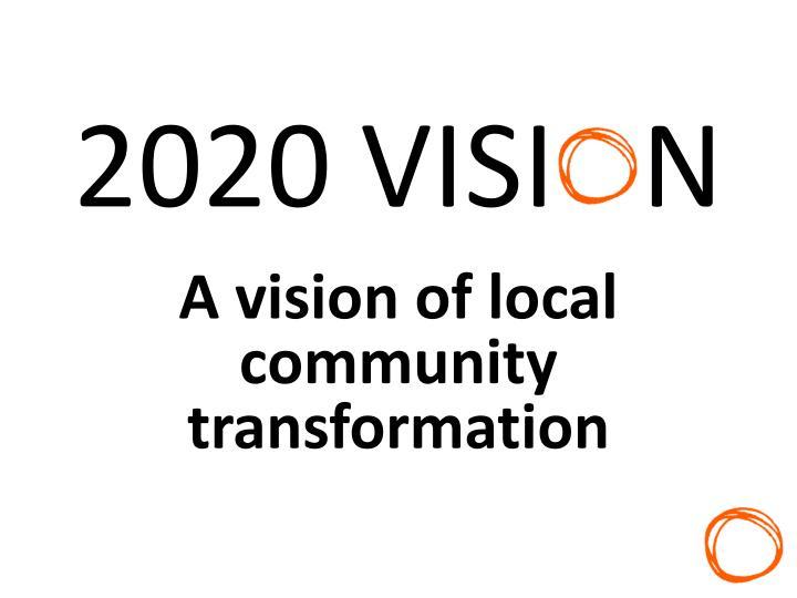 2020 VISI   N