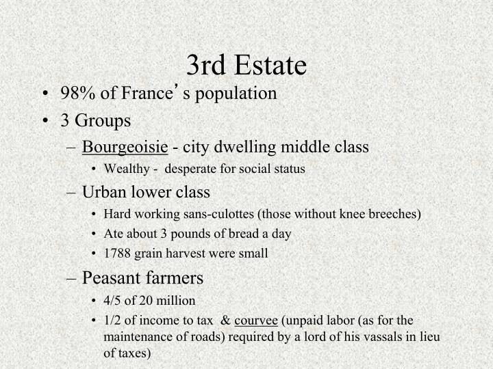 3rd Estate