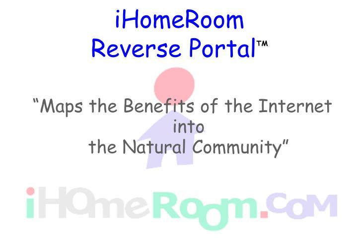 iHomeRoom