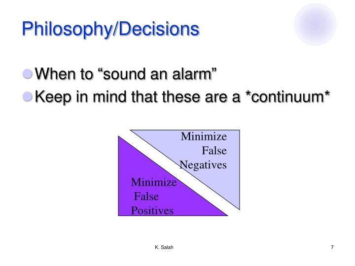 Philosophy/Decisions