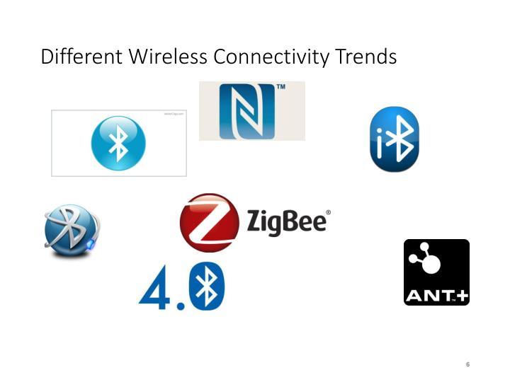 Different Wireless