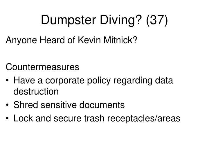 Dumpster Diving? (37)
