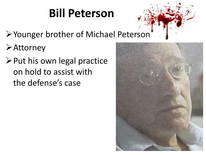 Bill Peterson