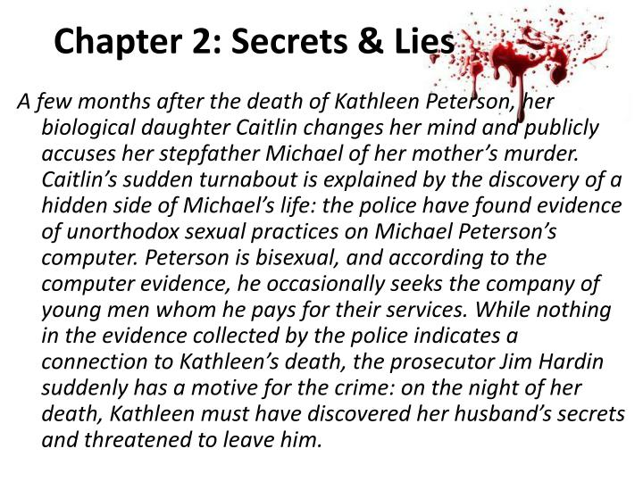 Chapter 2: Secrets & Lies