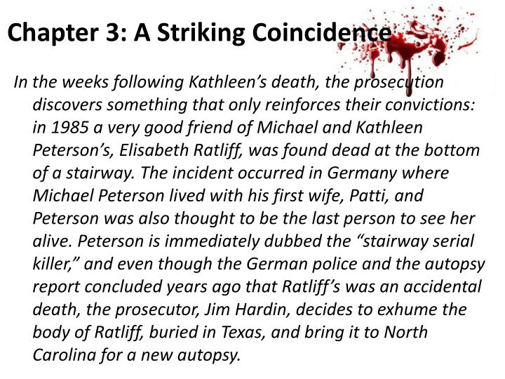 Chapter 3: A Striking Coincidence