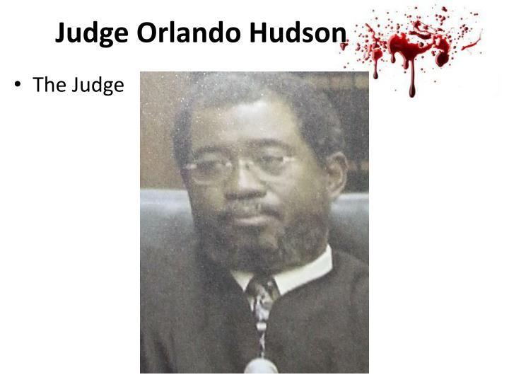 Judge Orlando Hudson