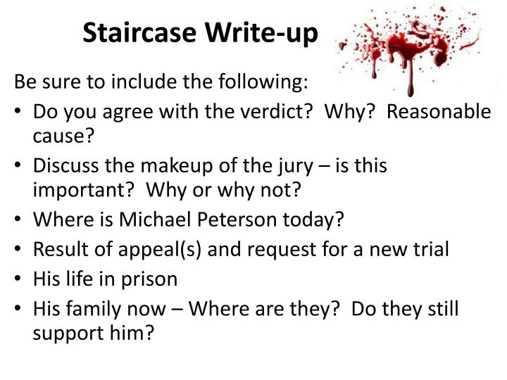 Staircase Write-up