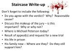 staircase write up1