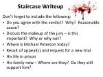 staircase writeup