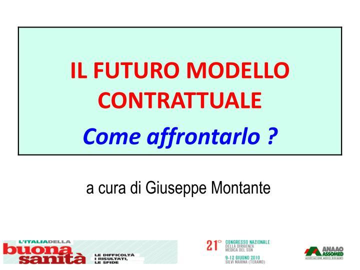 a cura di Giuseppe Montante