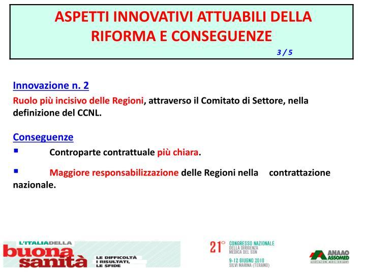 Innovazione n. 2