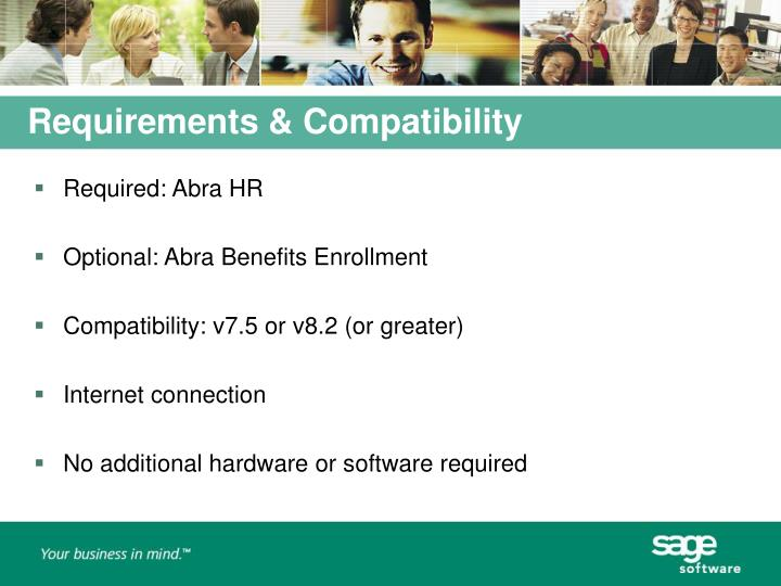 Requirements & Compatibility