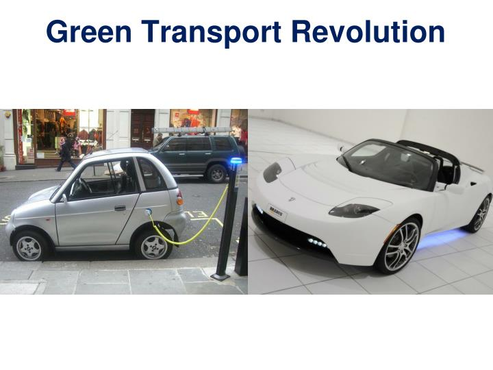 Green Transport Revolution