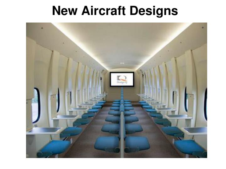 New Aircraft Designs