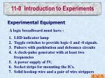 11 0 introduction to experiments