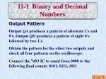 11 1 binary and decimal numbers4