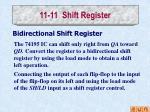 11 11 shift register5
