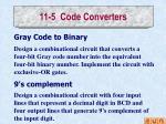 11 5 code converters1