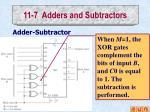 11 7 adders and subtractors5