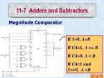11 7 adders and subtractors6