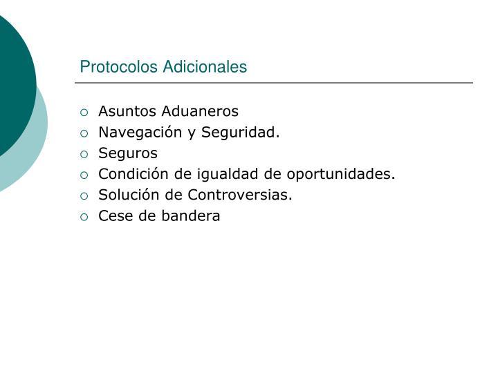 Protocolos Adicionales