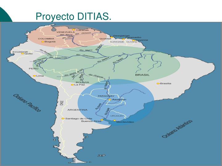 Proyecto DITIAS.