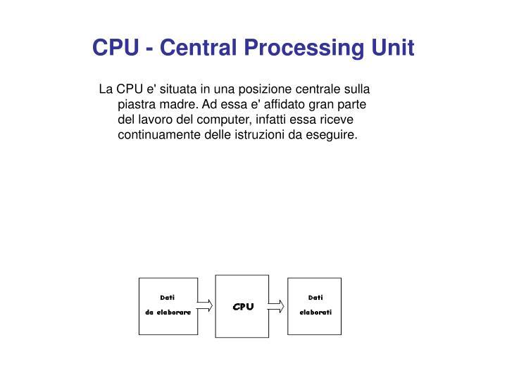 PPT - Recapiti PowerPoint Presentation - ID:5948384